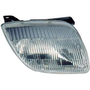 2002 Pontiac Sunfire Headlight Assembly Right Passenger