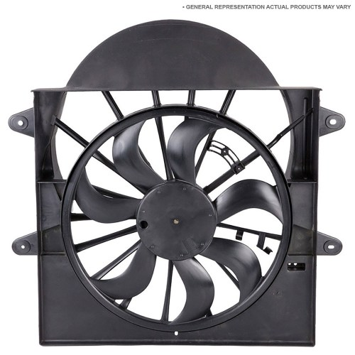 small resolution of nissan cube cooling fan assembly