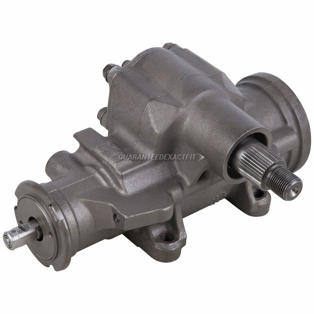 hight resolution of reman power steering gearbox for chevy gmc full size truck suv van gmt800