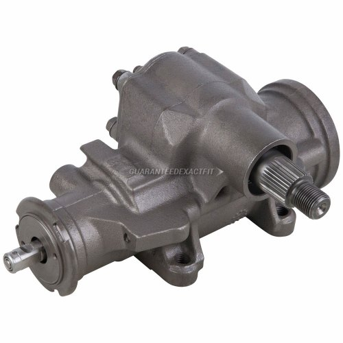 small resolution of reman power steering gearbox for chevy gmc full size truck suv van gmt800