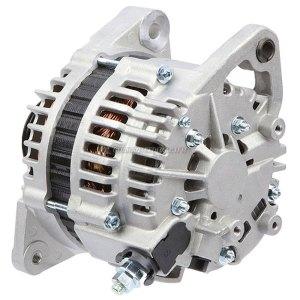 2000 Nissan Altima Alternator 24L Engine 3101011 AR