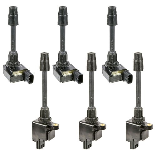 small resolution of nissan maxima ignition coil set