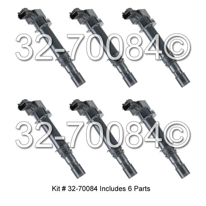 jeep liberty ignition coil set Parts, View Online Part