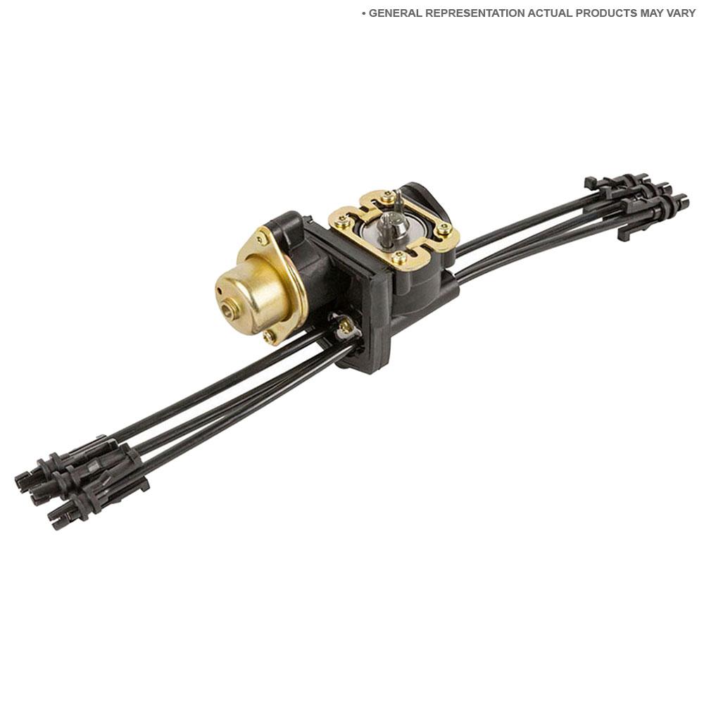 Chevrolet Express Van Spider Injector Parts, View Online