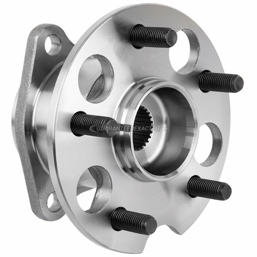 Wheel Bearing Hub Auto Parts Diagrams
