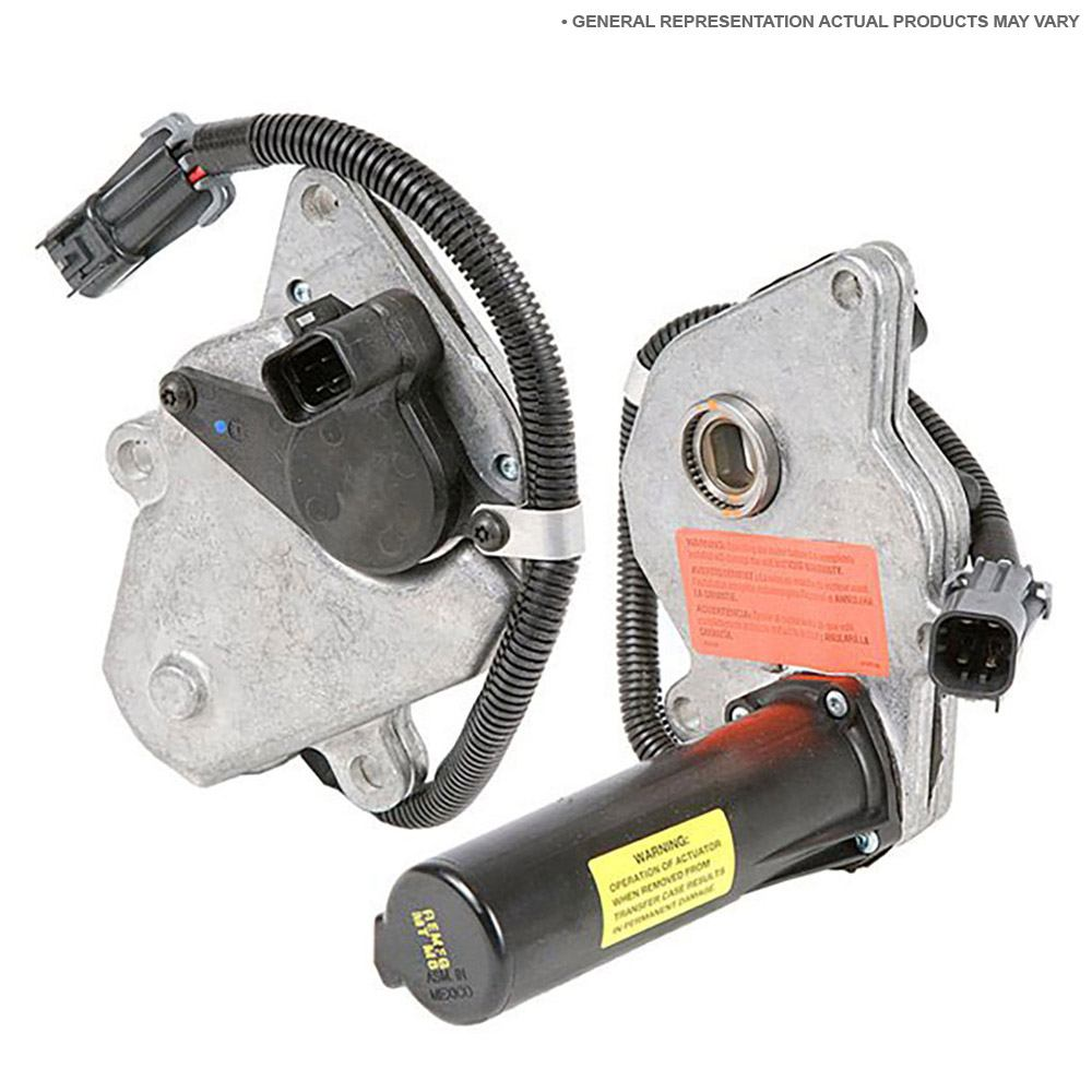 hight resolution of dodge ram trucks transfer case encoder motor