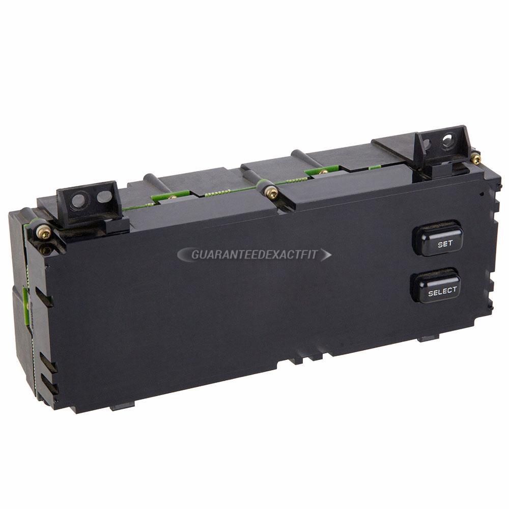 hight resolution of center module screen