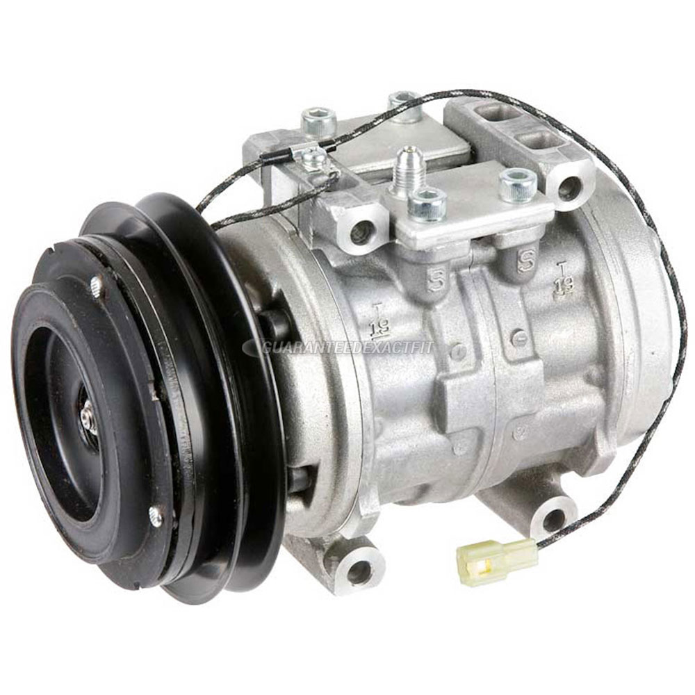 hight resolution of mitsubishi mighty max ac compressor