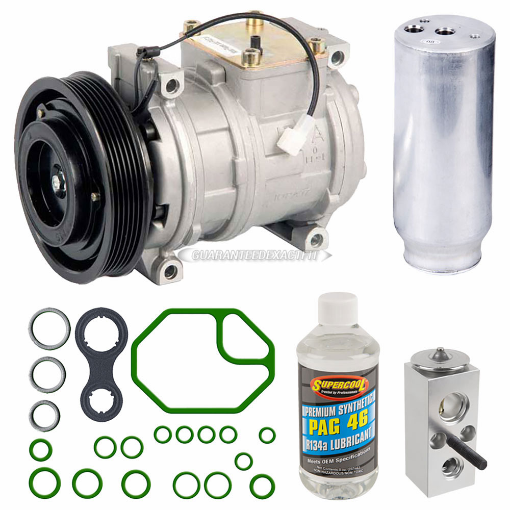 hight resolution of 2000 dodge intrepid a c compressor and components kit
