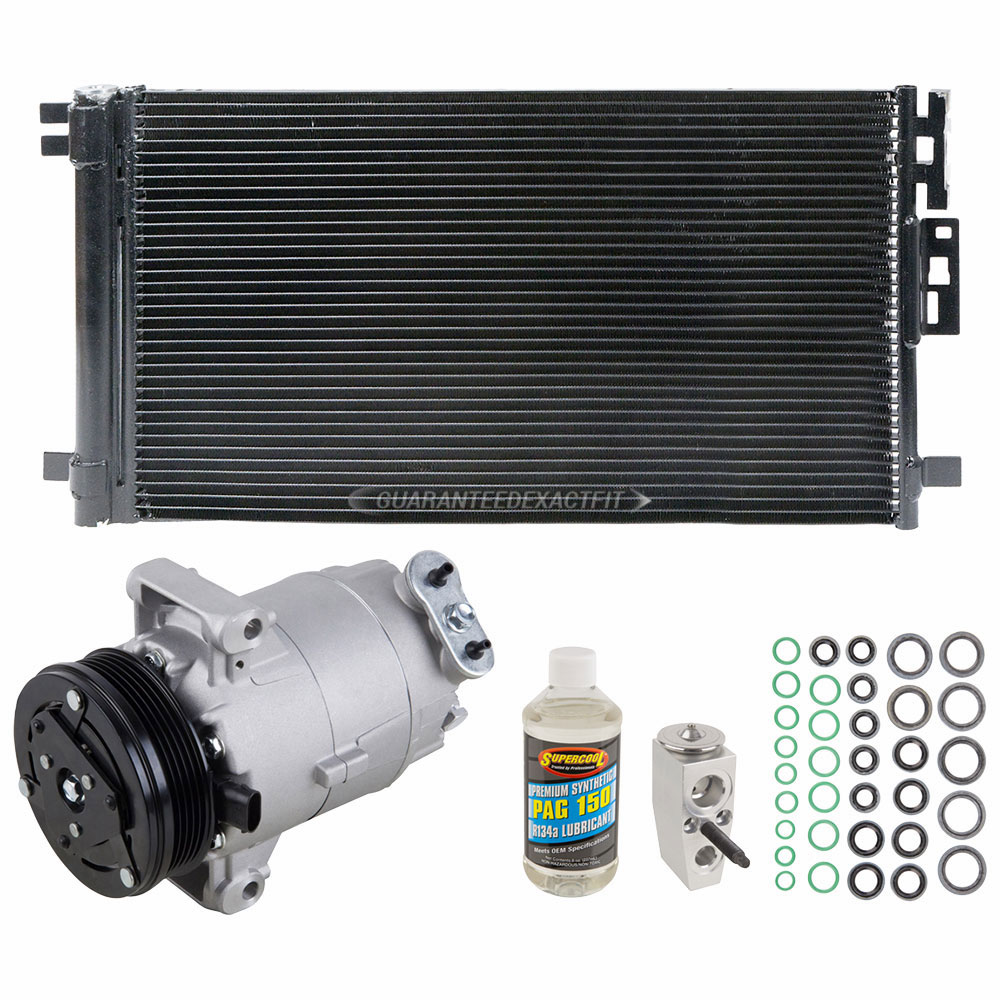 medium resolution of a c compressor and components kit