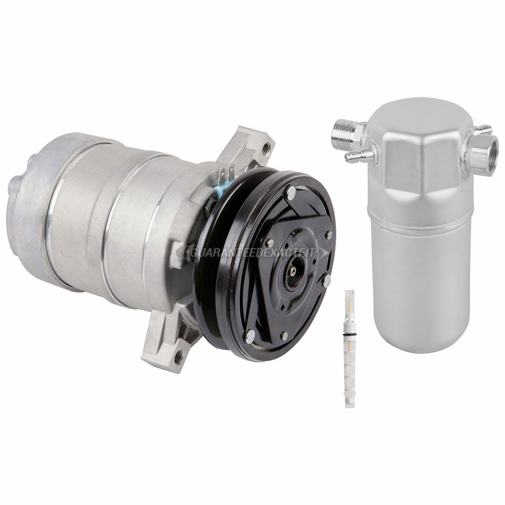 hight resolution of 1991 chevrolet astro van a c compressor and components kit