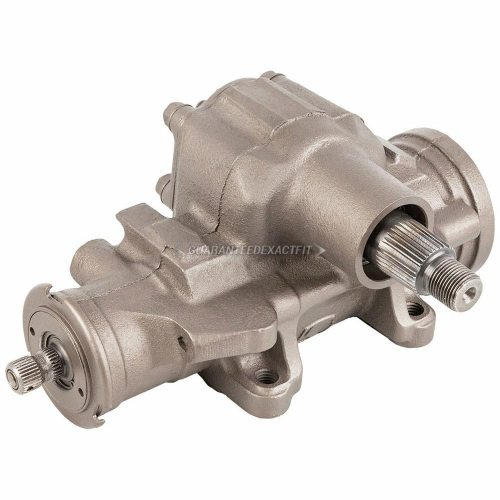 small resolution of power steering gear box