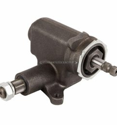 manual steering gear box for chevrolet choose your model [ 1000 x 1000 Pixel ]