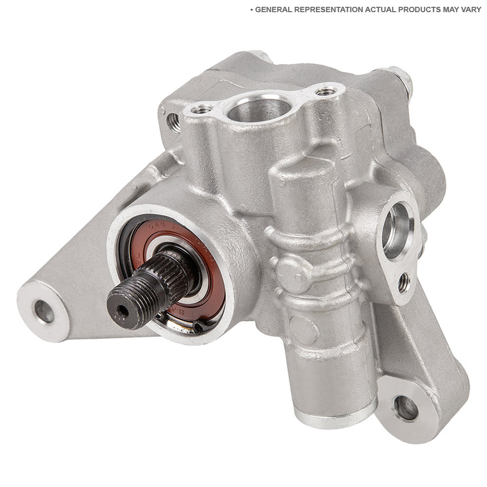 hight resolution of 1995 isuzu trooper power steering pump
