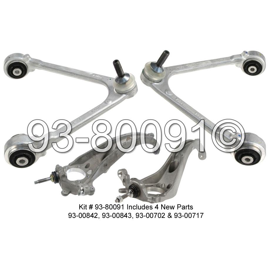 Jaguar S Type Control Arm Kit Parts, View Online Part Sale