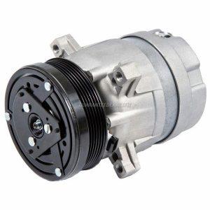 2000 Chevrolet S10 Truck AC Compressor 22L Engine 6000968 NA