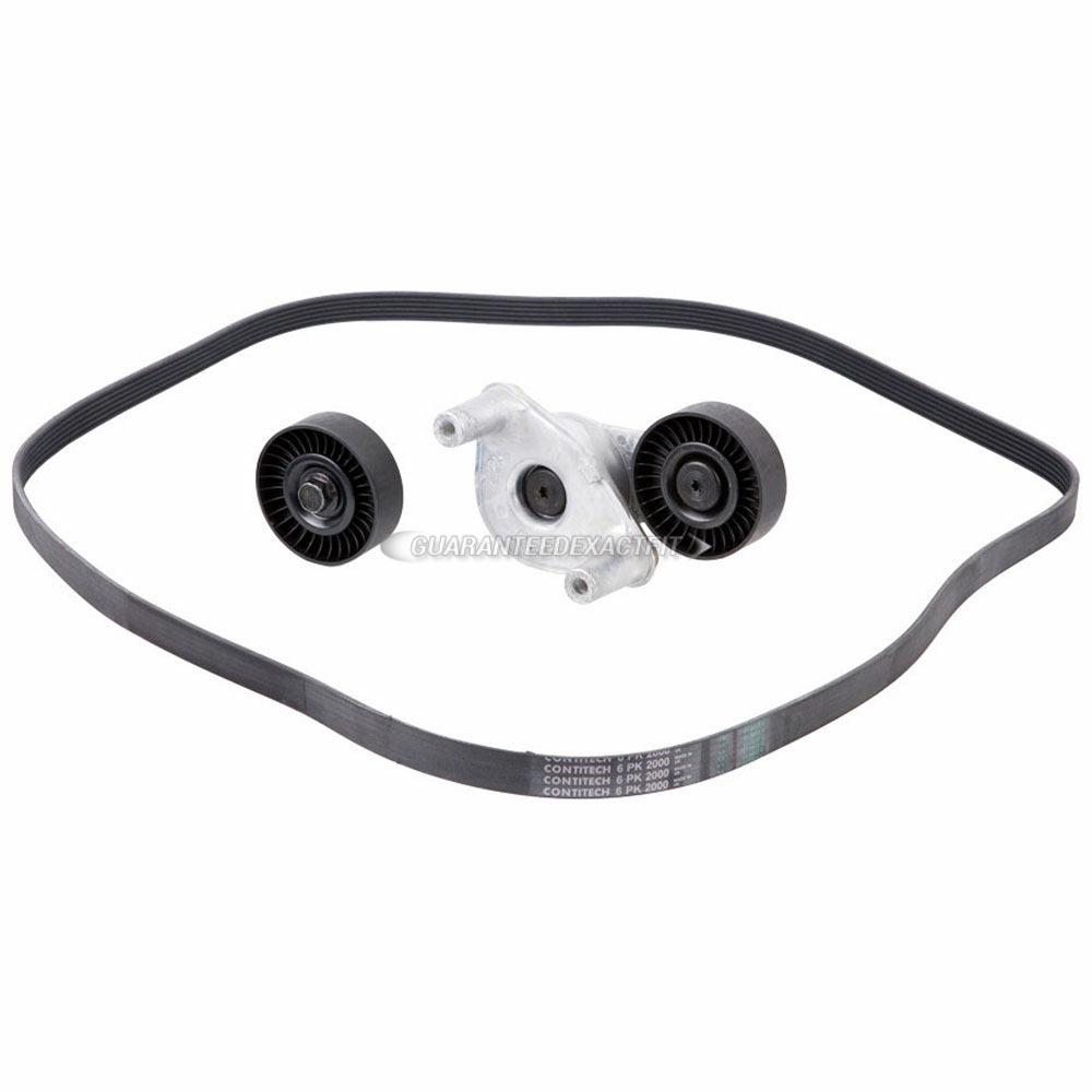 medium resolution of kia sportage serpentine belt and tensioner kit