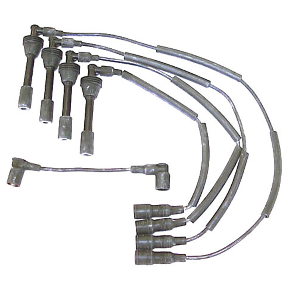 For Porsche 968 1992 1993 1994 1995 Denso Spark Plug Wire
