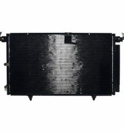 lexus rx300 a c condenser [ 1000 x 1000 Pixel ]