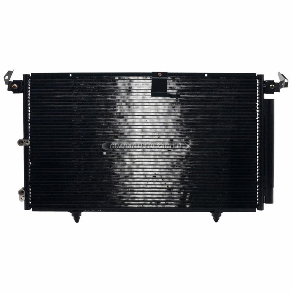 hight resolution of lexus rx300 a c condenser
