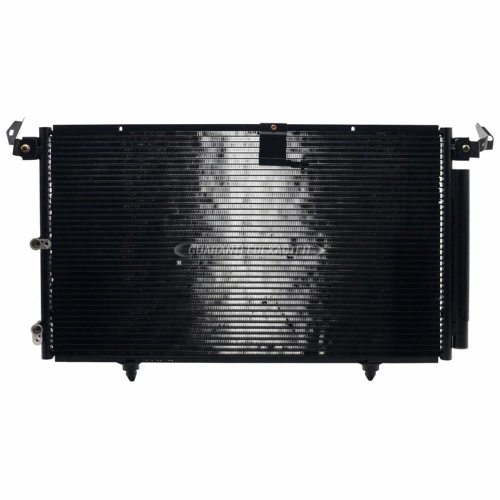 small resolution of lexus rx300 a c condenser