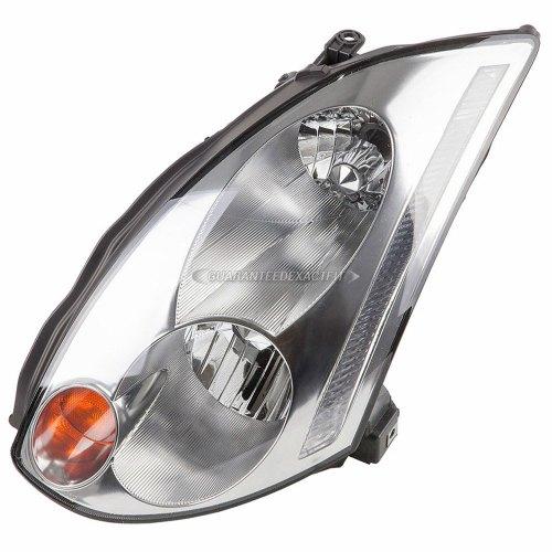 small resolution of infiniti g35 headlight assembly