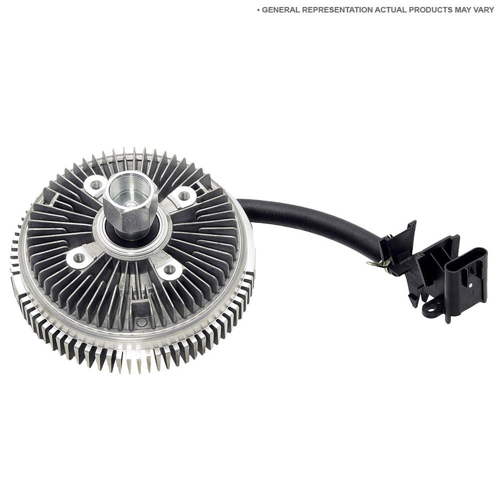 medium resolution of gmc envoy engine cooling fan clutch