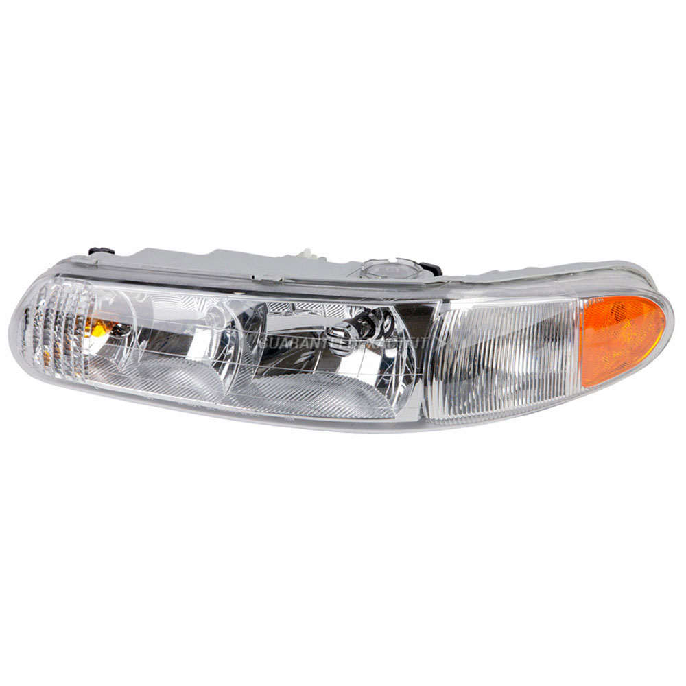 medium resolution of headlight assembly for buick choose your model