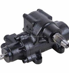 gmc yukon power steering gear box [ 1000 x 1000 Pixel ]