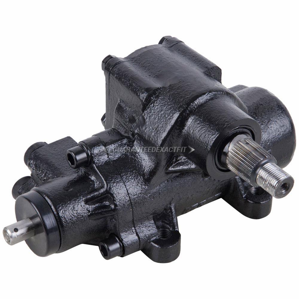 medium resolution of gmc yukon power steering gear box