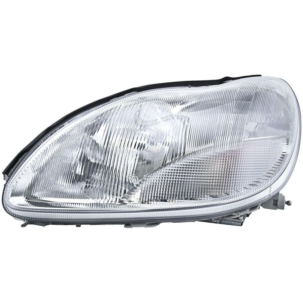 hight resolution of mercedes benz s430 headlight assembly