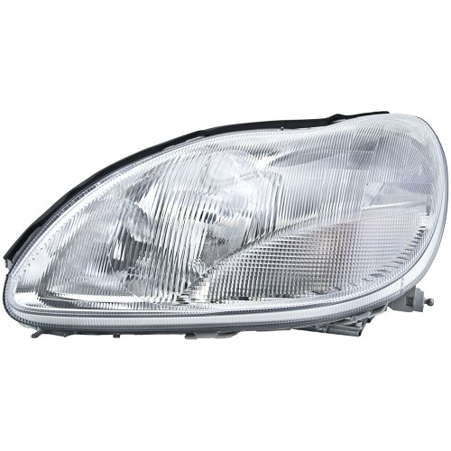 small resolution of mercedes benz s430 headlight assembly