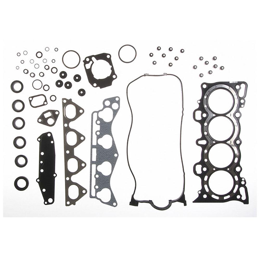 Honda Civic Cylinder Head Gasket Sets Parts, View Online