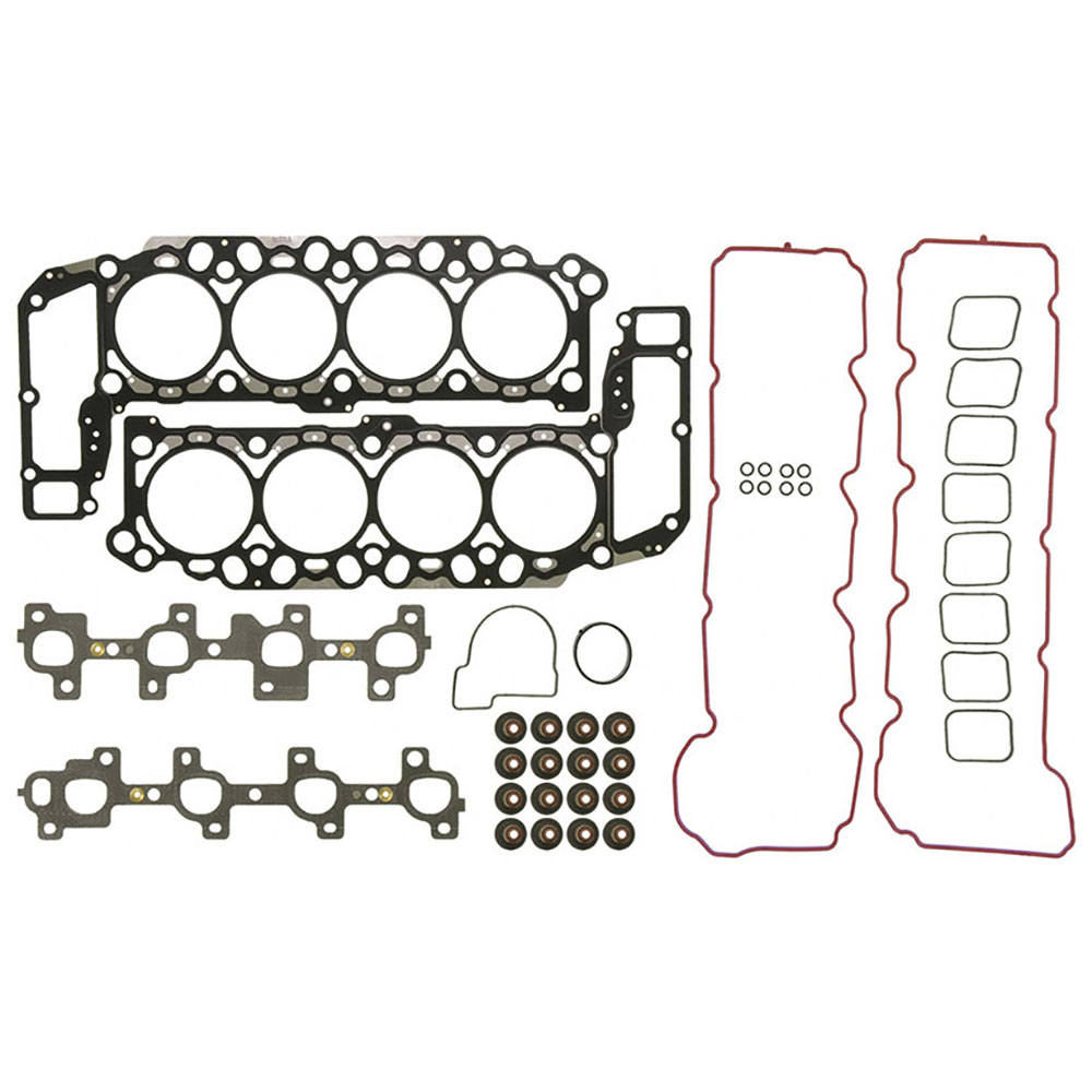 Service manual [2011 Dodge Dakota Head Gasket Replacement