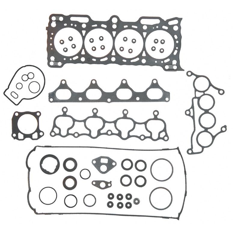1991 Honda Prelude Cylinder Head Gasket Sets 2.1L Engine