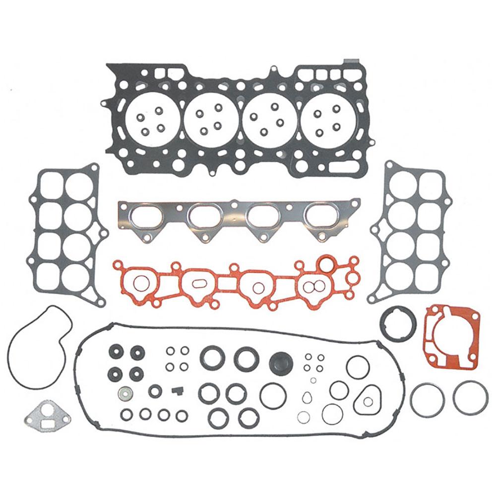 1993 Honda Prelude Cylinder Head Gasket Sets 2.3L Engine