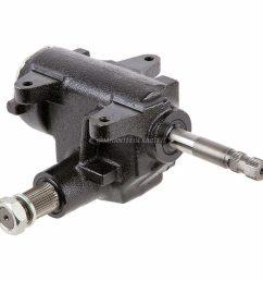 ford ranger manual steering gear box [ 1000 x 1000 Pixel ]