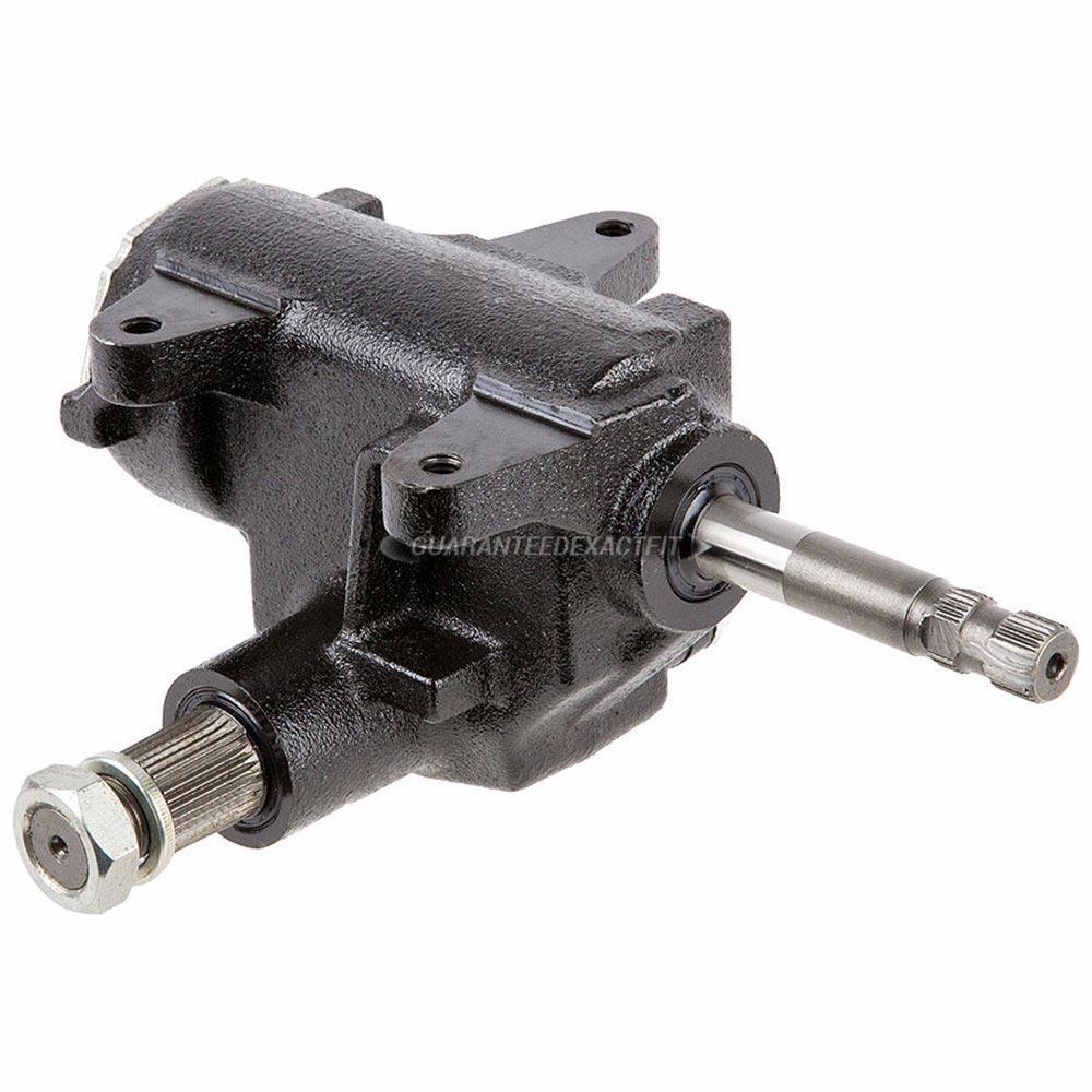 hight resolution of ford ranger manual steering gear box