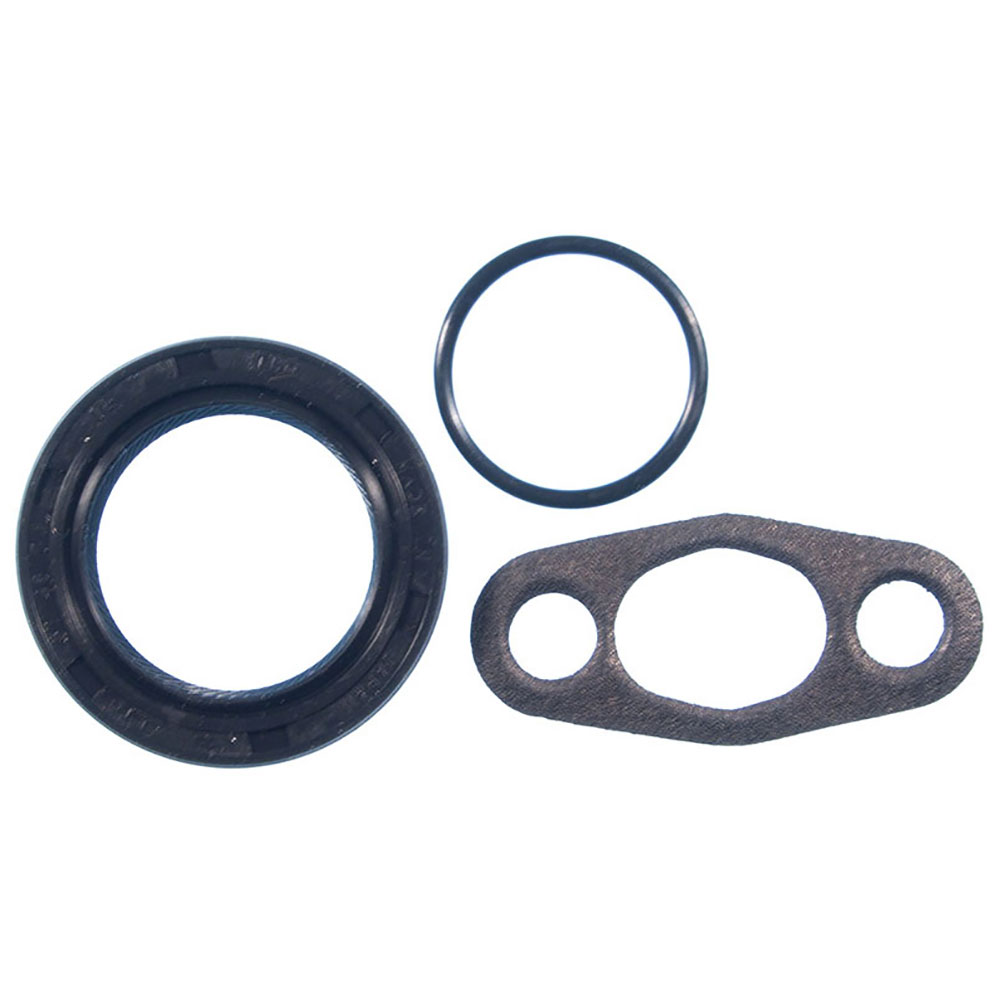 hight resolution of honda civic del sol engine gasket set timing cover