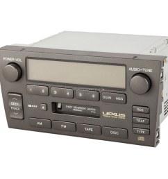 lexus gs300 radio or cd player [ 1000 x 1000 Pixel ]