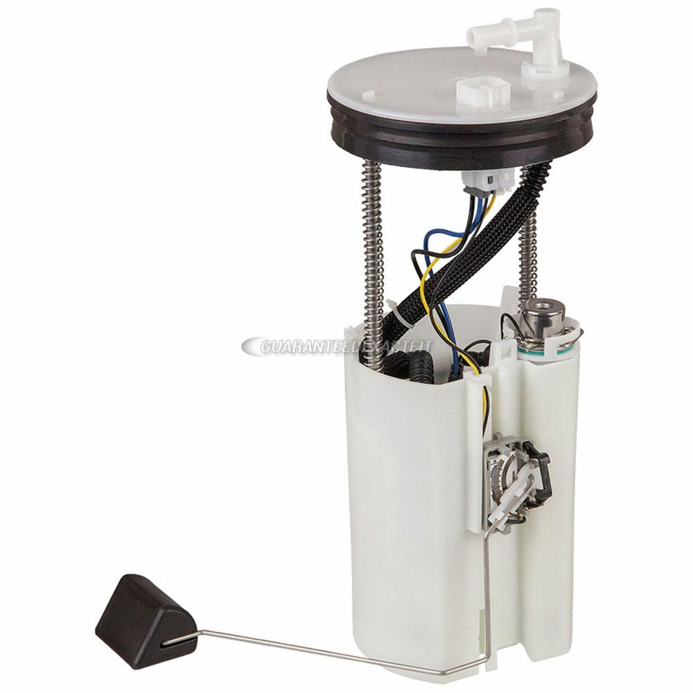 hight resolution of fuel pump assembly