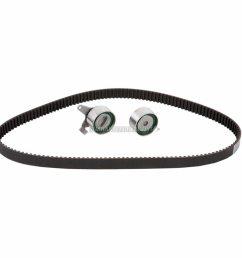 kia sephia timing belt kit [ 1000 x 1000 Pixel ]