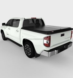 undercover uc4116 se tonneau cover for 14 18 tundra [ 1000 x 1000 Pixel ]