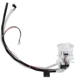 mercedes benz e350 fuel pump assembly [ 1000 x 1000 Pixel ]