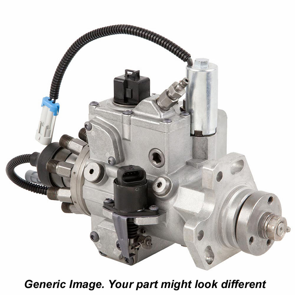 hight resolution of diesel injector pump