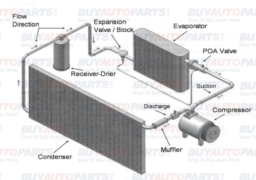 small resolution of drier expansion device system layout diagram