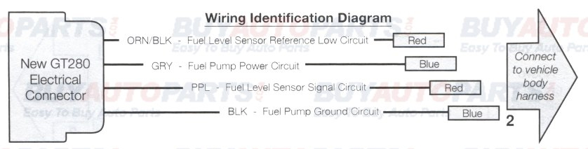 4 pin relay wiring diagram fuel pump 2001 gmc sierra stereo how to repair assembly part 2 install