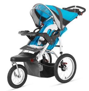 Schwinn Turismo Swivel Single Jogger Stroller Review