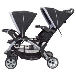 Baby Trend Sit and Stand Convertible Stroller