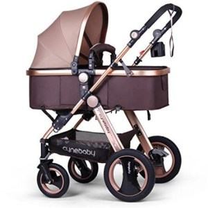 Cynebaby City Select Convertible Baby Stroller